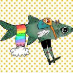 zöld hal