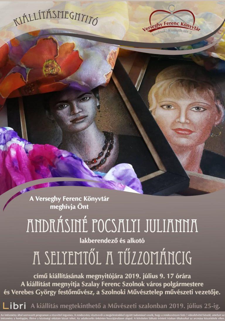 Andrásiné Pocsalyi Julianna