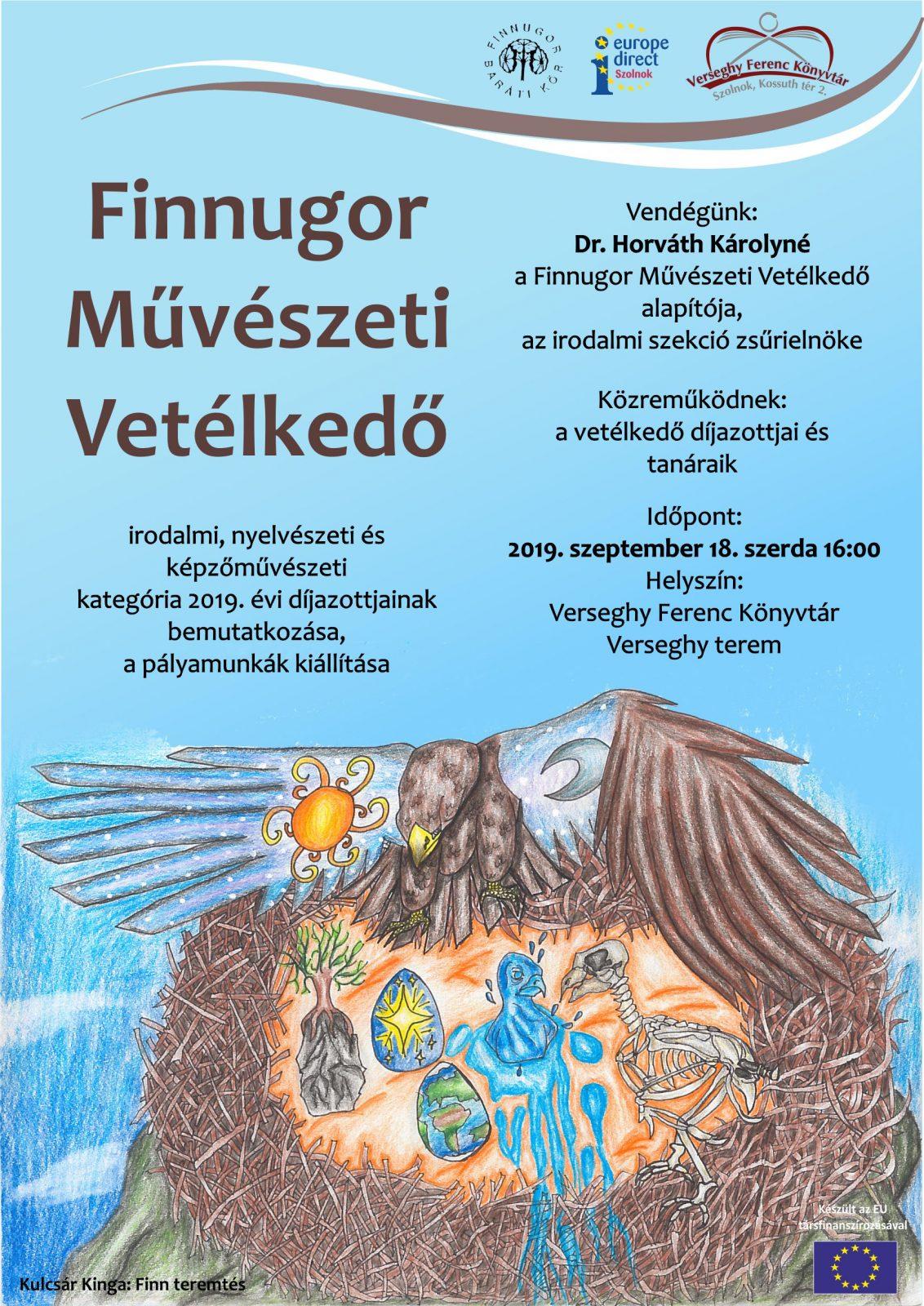 Finnugor művészeti vetélkedő 09.18.