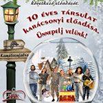 2019.12.10. Kaméleon Társulat Karácsoni előadás. Plakát