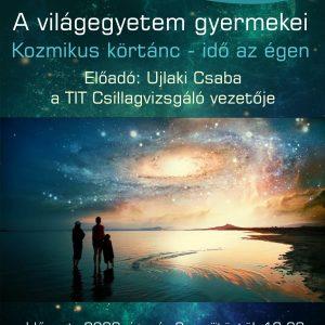 2020.01.09. Csillagászat. Plakát