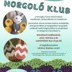 2020.03.05. Horgoló klub. Plakát