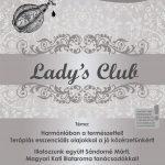 2020.03.12. Lady's. Plakát