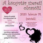2020. Valentin. Plakát