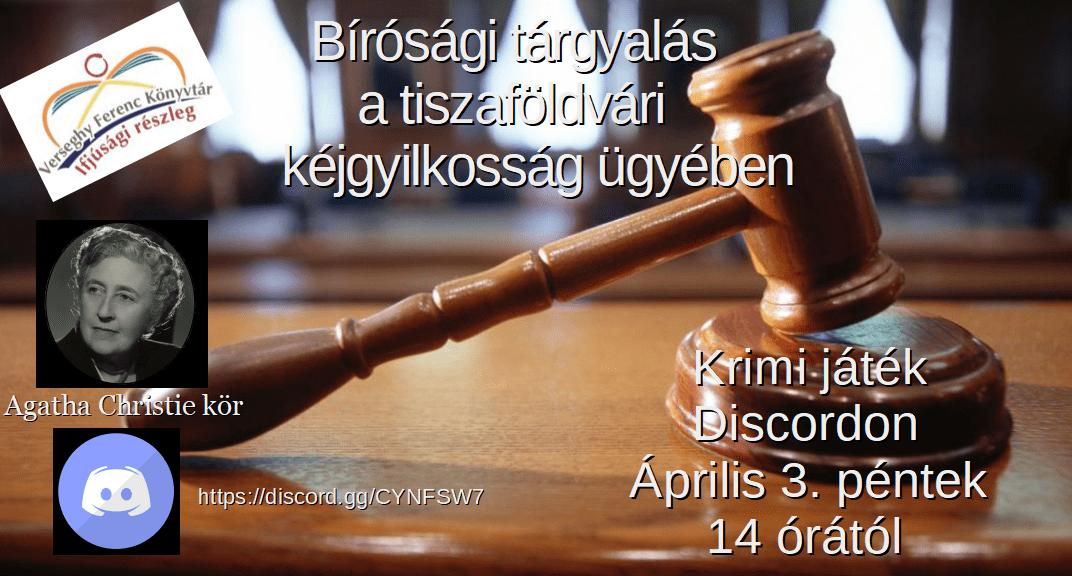 IFI. Discord. Krimi játék. 04.03.
