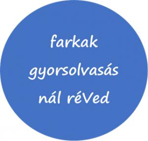 anagramma: farkak gyorsolvasásnál réVed