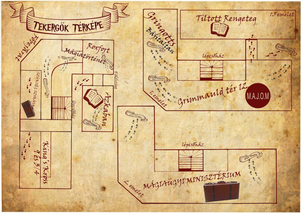 mardekar térkép