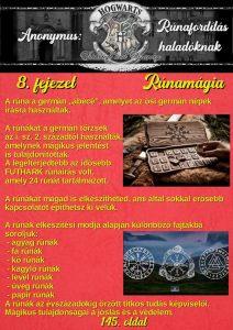 """Rúnamágia. A rúna a germán """"ábécé"""", amelyet az ősi germán népek írásra használtak. A rúnákat a germán törzsek az i. sz. 2. századtól használták, amelynek mágikus jelentést is tulajdonítottak. A legelterjedtebb az idősebb FUTHARK rúnaírás volt, amely 24 rúnát tartalmazott. A rúnákat magad is elkészítheted, ami által sokkal erősebb kapcsolatot építhetsz ki velük. A rúnák elkészítési módja alapján különböző fajtákba soroljuk: - agyag rúnák - fa rúnák - kő rúnák - kagyló rúnák - levél rúnák - üveg rúnák - papír rúnák A rúnák az évszázadokig őrzött titkos tudás képviselői. Mágikus tulajdonságai a jóslás és a védelem."""