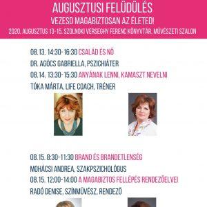 Brandatti. 2020.08.13-15. Plakát