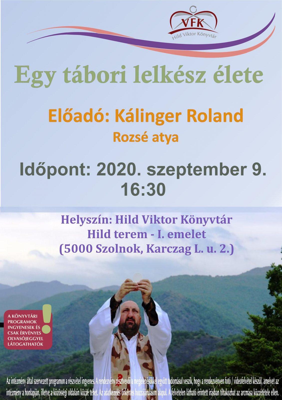 Kálinger Roland