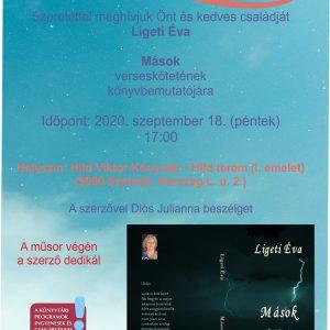 Ligeti Éva