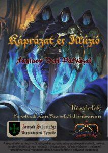 FantasyArt. Káprázat és Illúzió pályázat. Plakát
